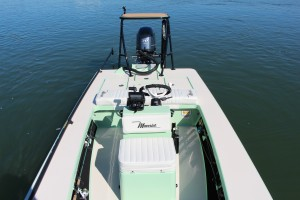 Capt. Owen Plair's 2014 Maverick HPX-S in The Lowcountry Beaufort, South Carolina.