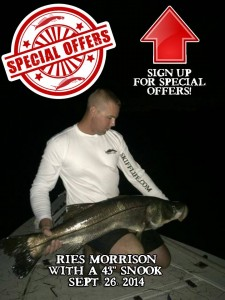 Ries Morrison breaks in some of the new Skiff Life gear!