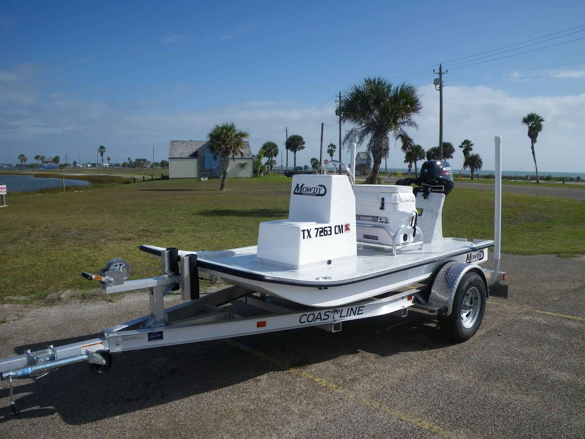 Texas Sled | Skiff Life - Fishing & Boating Articles, Classifieds, Photos and Video
