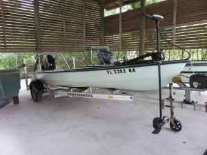 Hell's Bay Whipray #7 surfaces for sale