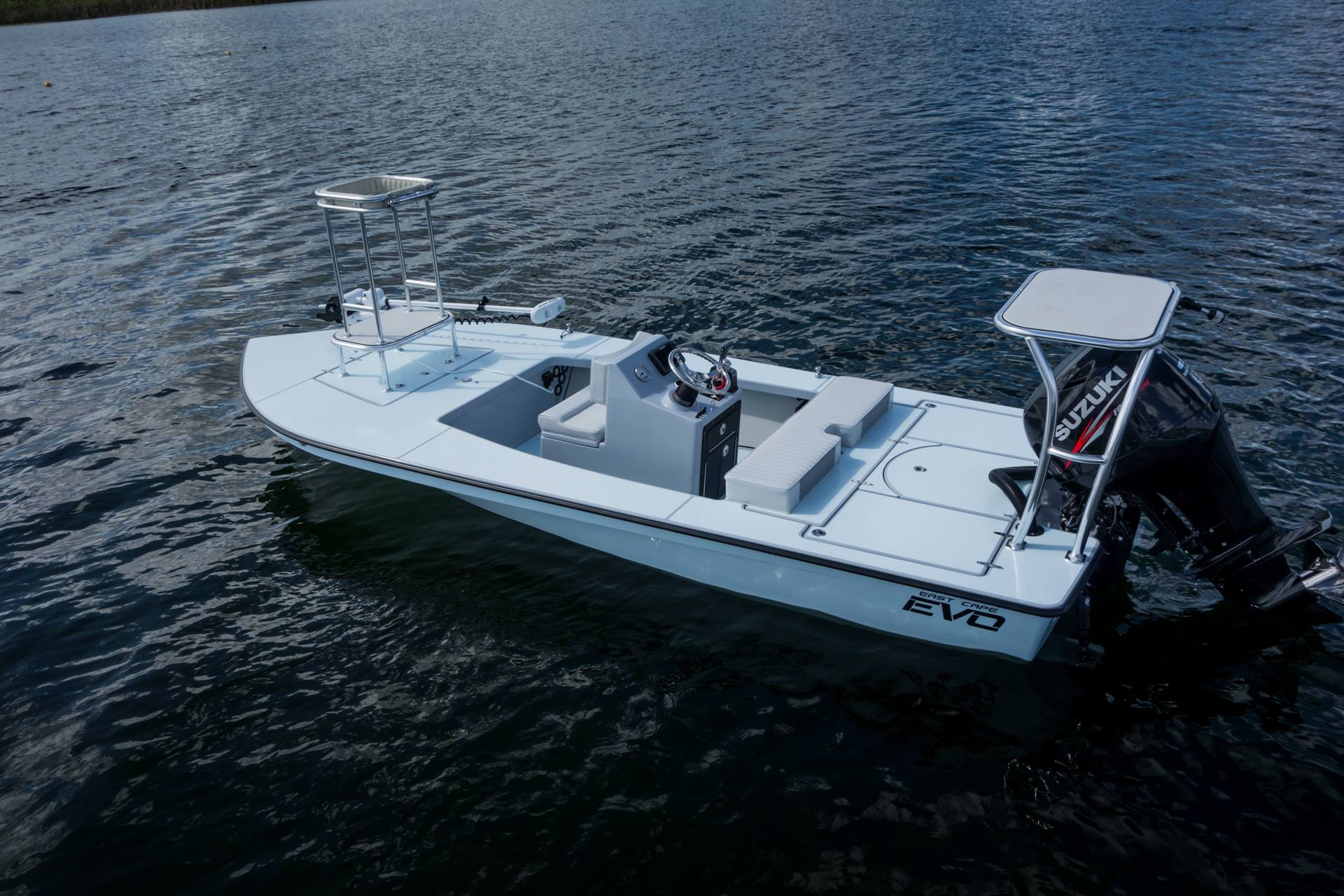 East Cape S Evo Skiff Exceeds Expectations Skiff Life