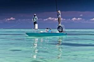 The Florida Keys, East Cape Skiffs Style