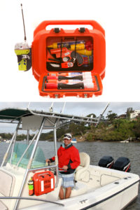 Near Death Experience prompts Lifesaving Boat device