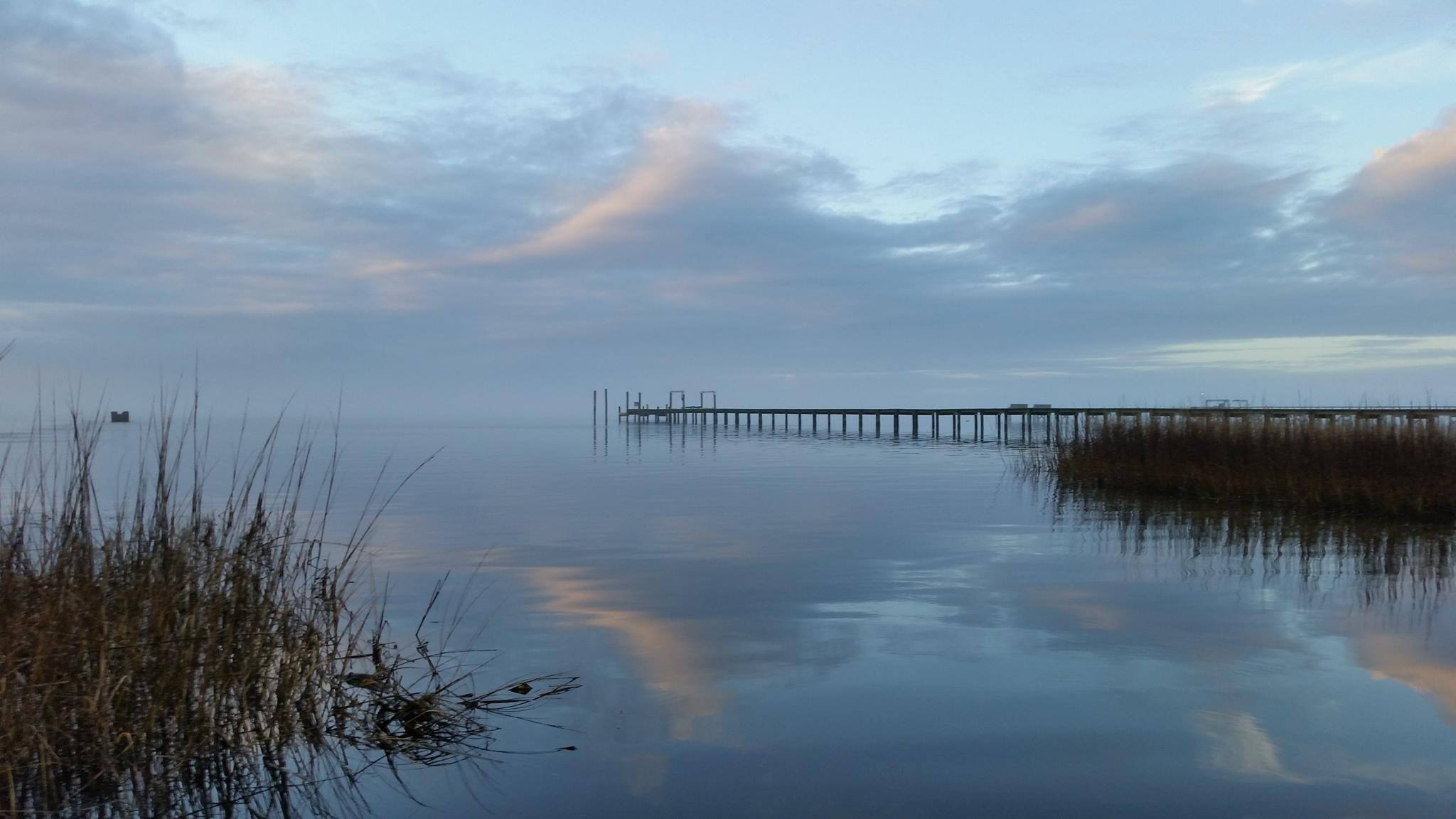 Foggy with cape lookout charters skiff life fishing for Cape lookout fishing report