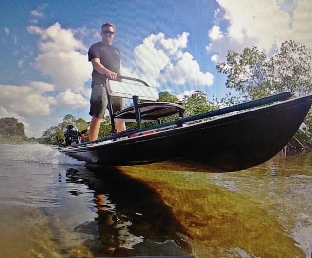 Ambush Micro Skiff Super Skinny Skiff Life Fishing