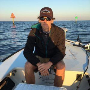 Fishing with my man @ethanfalk today. #hellsbayboatworks #tampabayfishing #skiff…