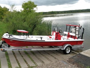 Who doesn't love a little Beaver?  Beavertail Osprey 18' that is!