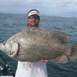 Monster Tripletail out of Port Canaveral with Scott Lum