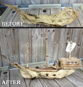 Boatbuilding from a different point of view, meet Tom Barber!