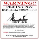 ALERT!  Highly infectious disease strikes fishermen!
