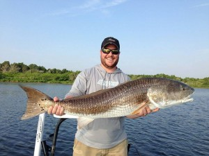 Bulliscious Brevard County Redfish!