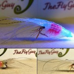 "UNREAL shrimp fly pattern called ""Ian's Sand Prawn"" by Ian Wallace"