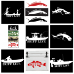 Boat and Car Decals Free Shipping for a Limited Time!
