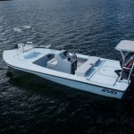 East Cape's EVO skiff exceeds expectations!