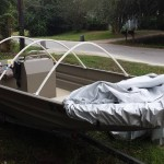 DIY Boat Cover Project
