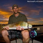 Willy Le, Mosquito Lagoon Redfish