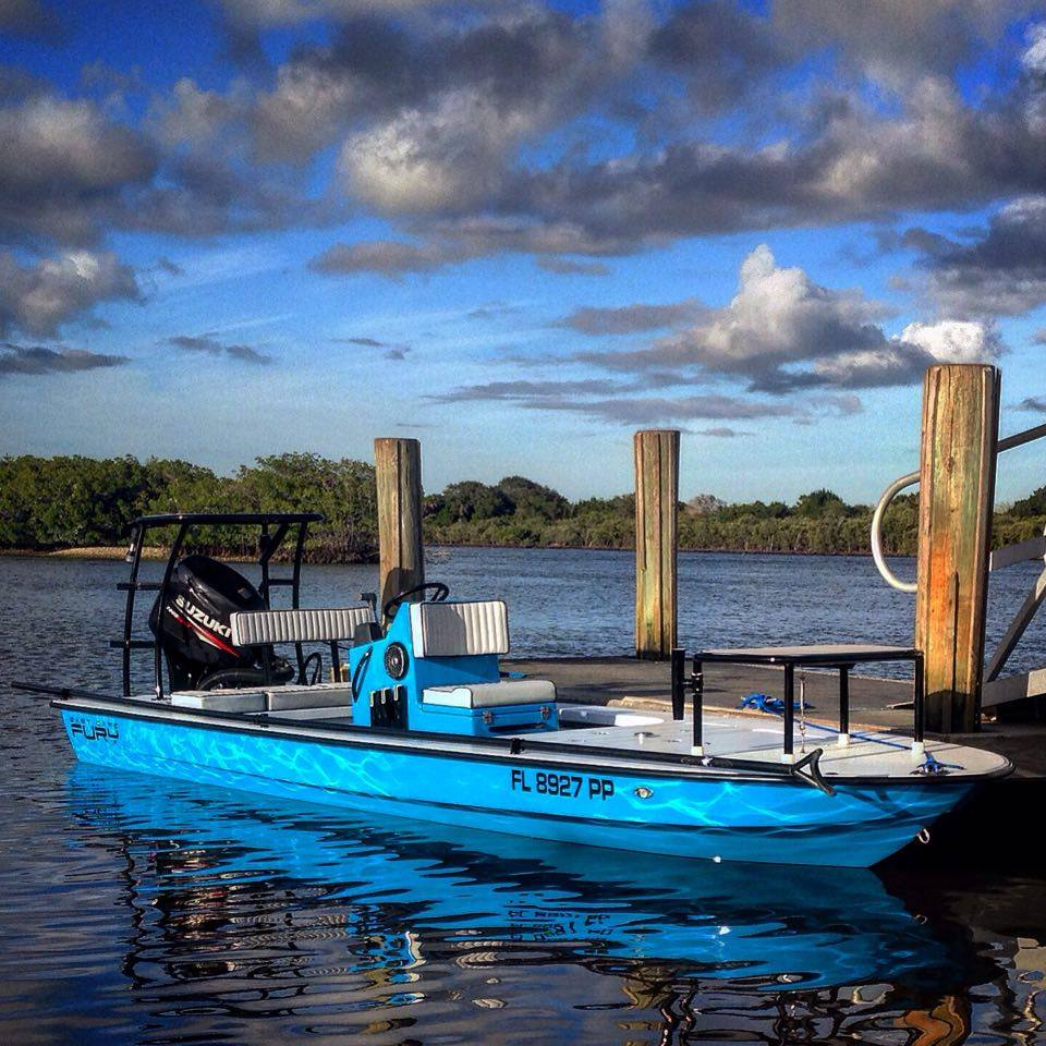 Matthew Abello's East Cape Skiffs Fury
