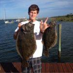 Nice flounder!