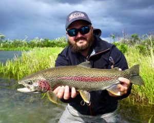 Alaska by way of Florida, The Adventures of Florida Fishing Guide James Cronk