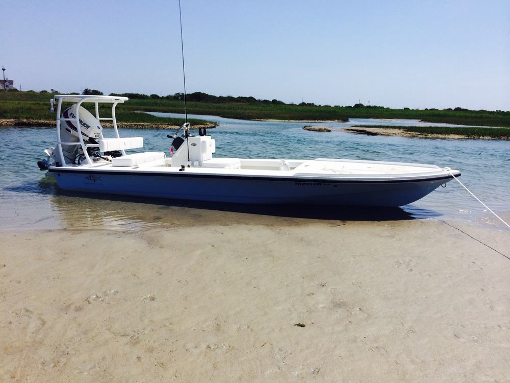Beavertail Strike Skiff