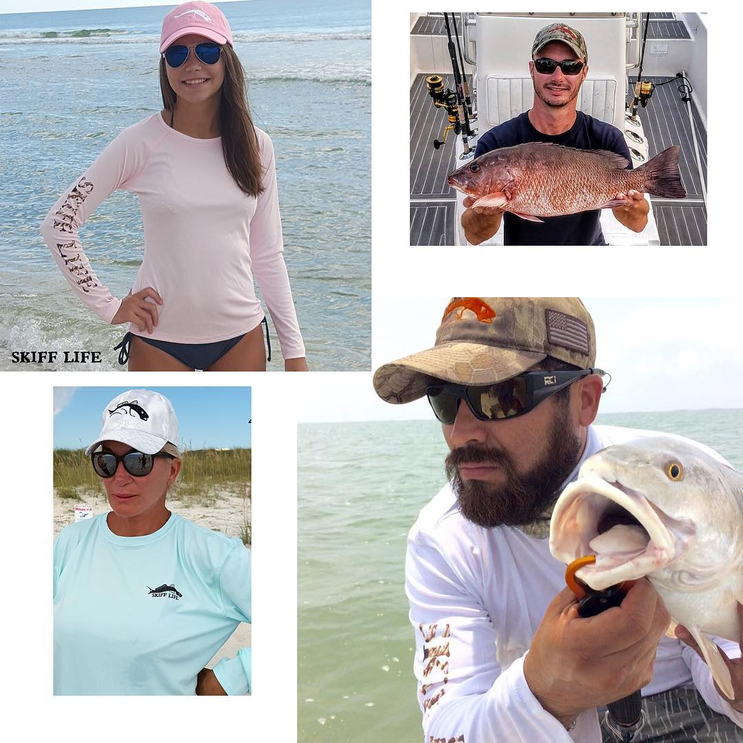 Here's a gift idea! Get your 1 size fits all Skifflife hats from the link in our...