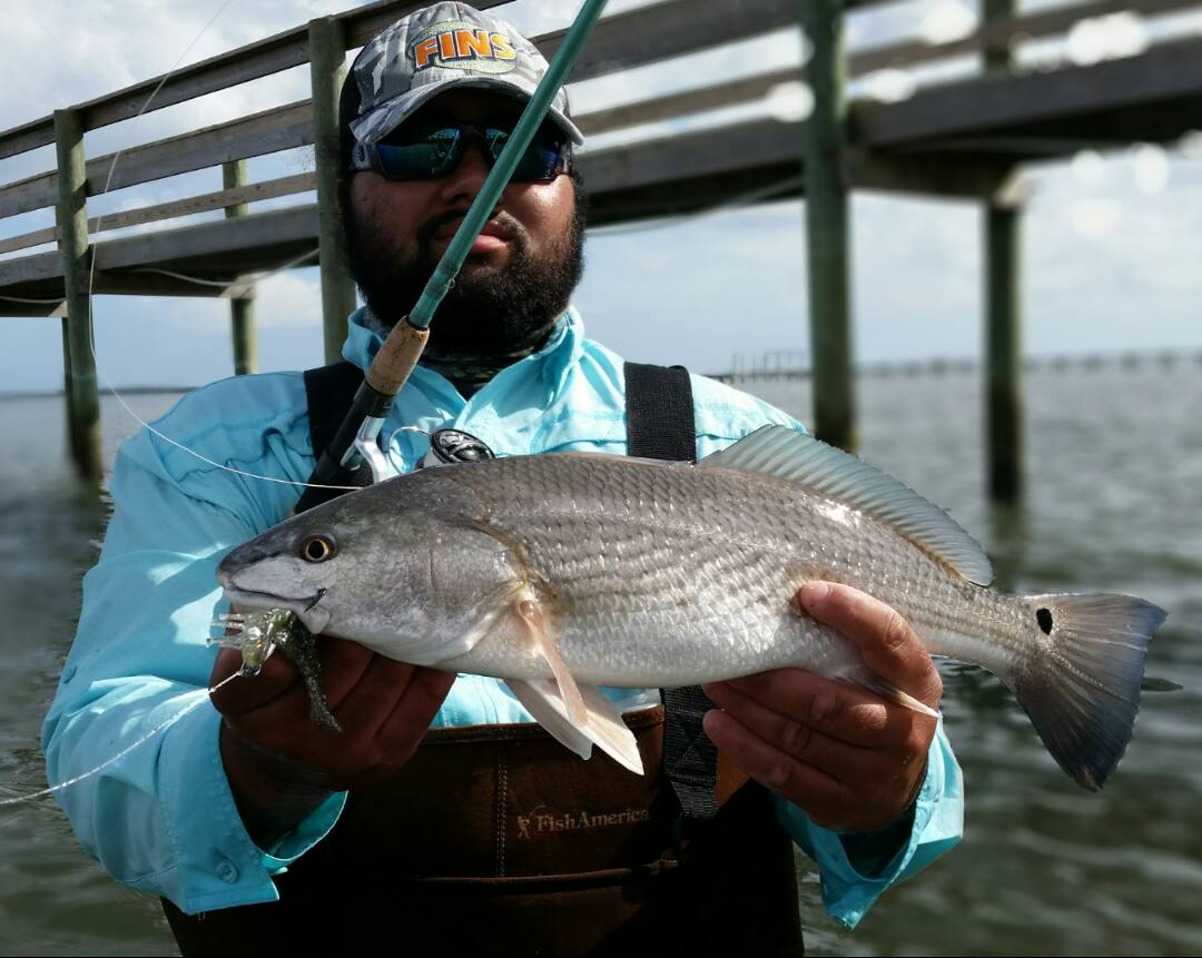 Port St. Lucie, Florida Redfish