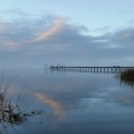 Foggy with Cape Lookout Charters