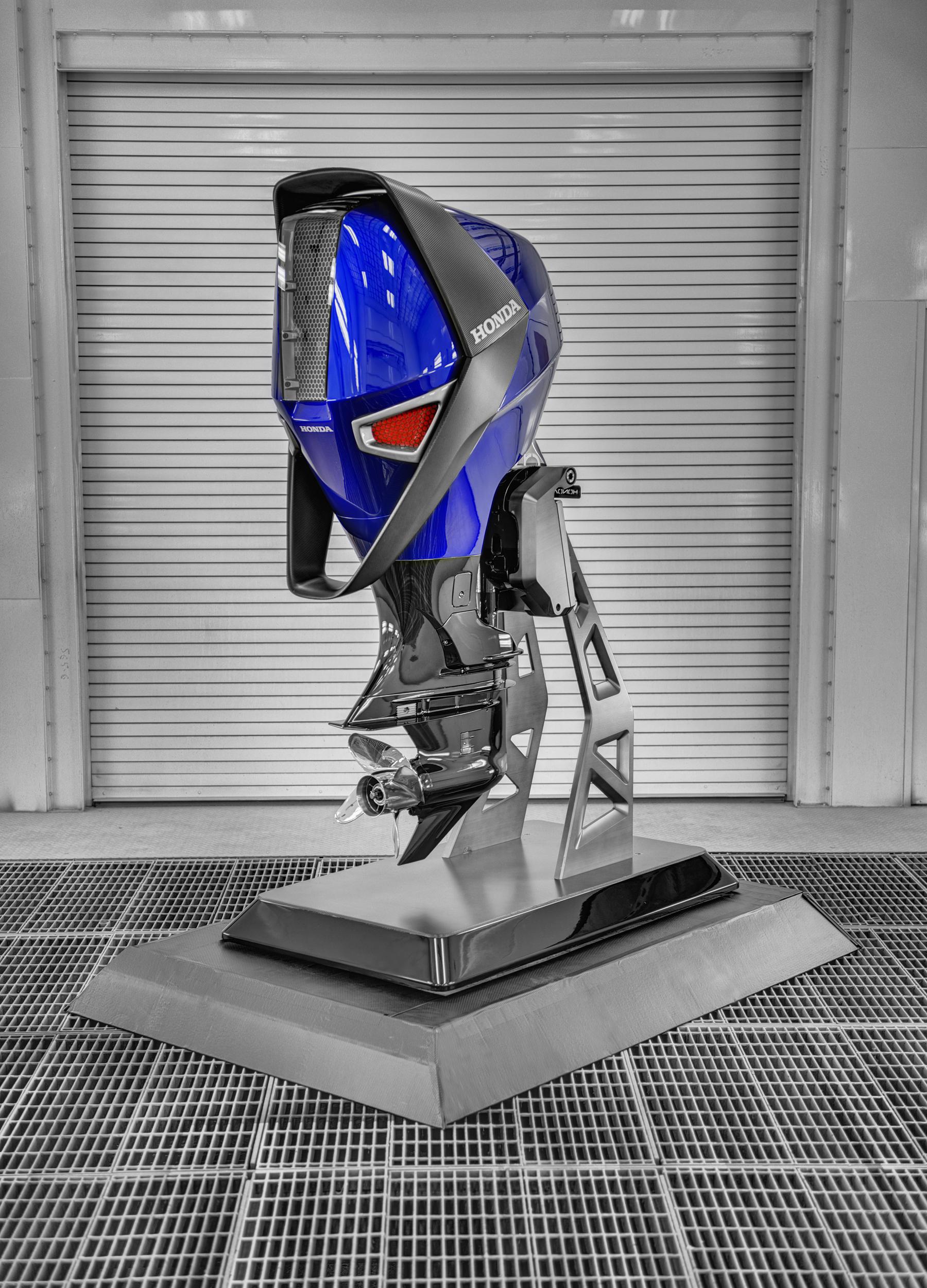 Latest: Honda Marine Concept Engine