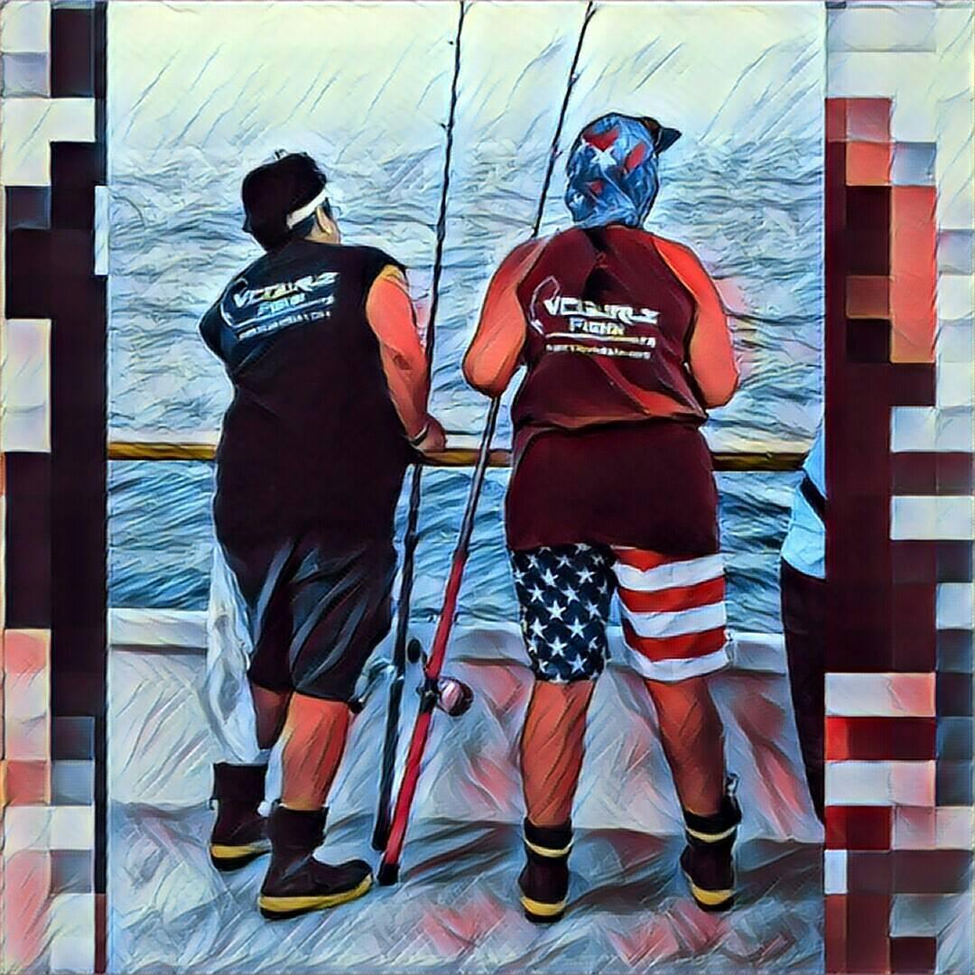 """#vcgurlz.fishn VCGurlz Staff """"Diana C. & Skipper"""" Always """"Styling"""" VCGurlz..... ..."""