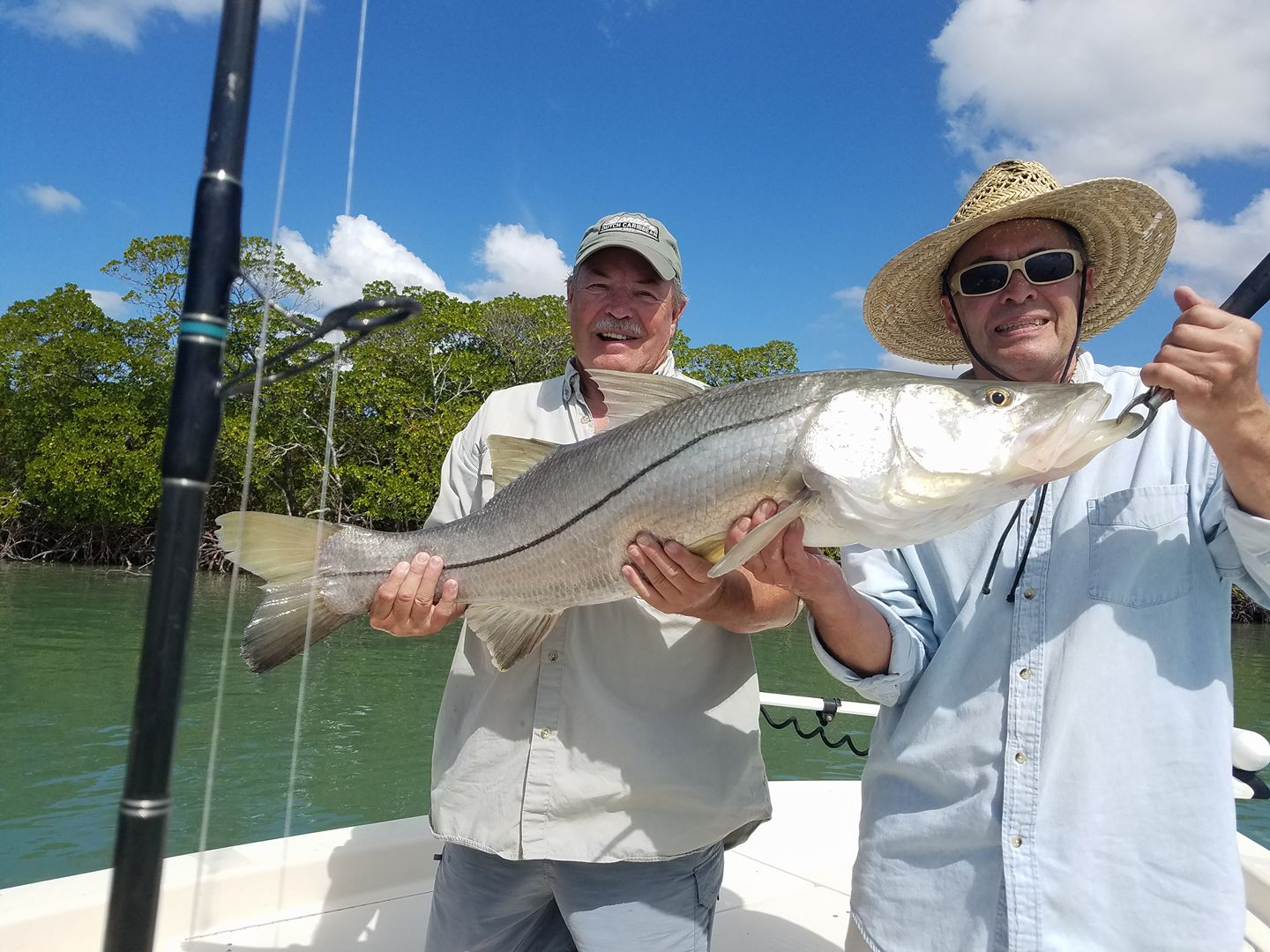 Naples, FL - Home of Big Snook Fishing
