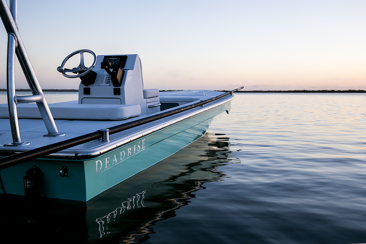 The Zero18 Skiff, an entire new concept in Skiff Building