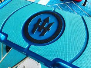 Logo Lovin Time!! #hayaarimarine #hcraft #hskiff #skinnywater #microskiff #skiff…