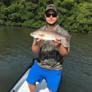 Gotta love those morning reds. #redfish #annamariaisland #florida #beststateouto…