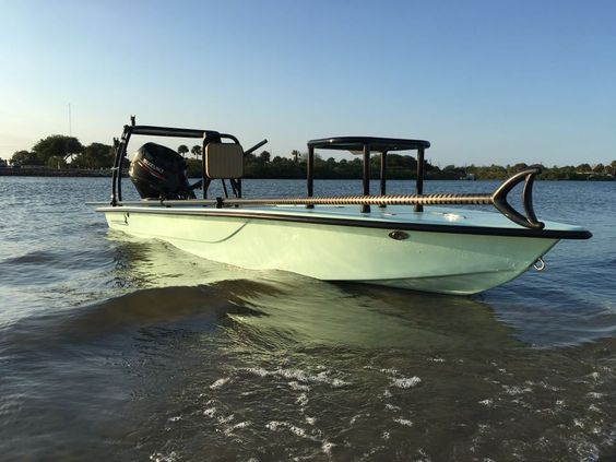 A Lesson In Skiff Quality and Service, Ali's Skimmer Skiff