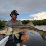 Snook Fishing on Matlacha in Pine Island, FL