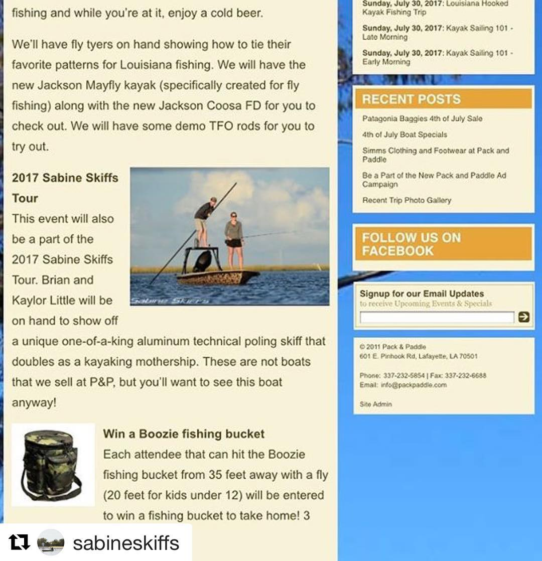 Another  summer 2017 tour stop!  ・・・  is hosting a Fly Fishing Hangout event t...