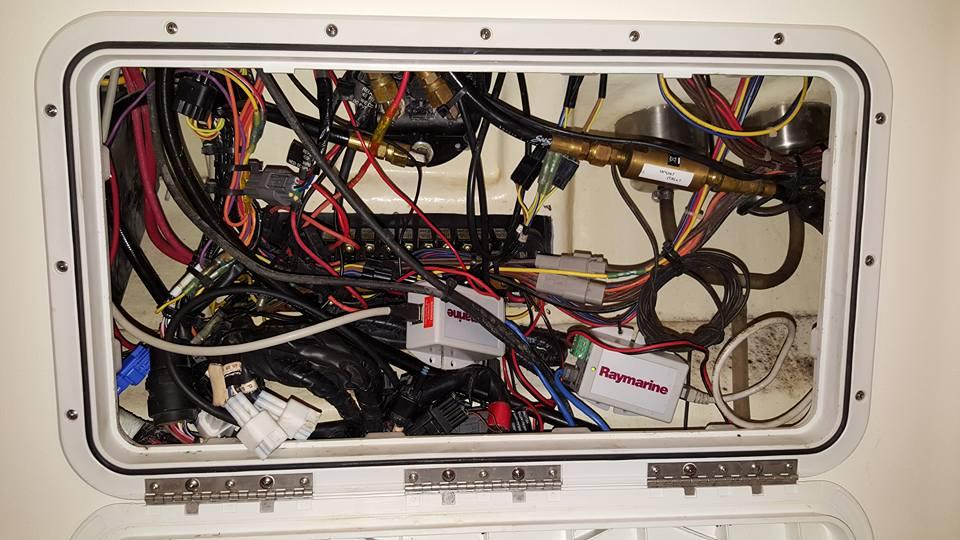 bad skiff wiring