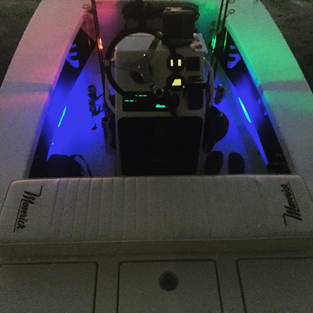 Can't wait to do a little night fishing!  ...