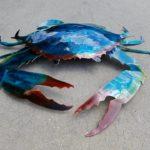 crab-art-metal