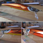 Skiff Life find: Gorgeous Copper Mullet Lure by Antonio