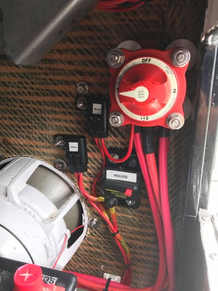 Skiff Rewired - Maverick Skiff Upgrade, Flats Boat Style
