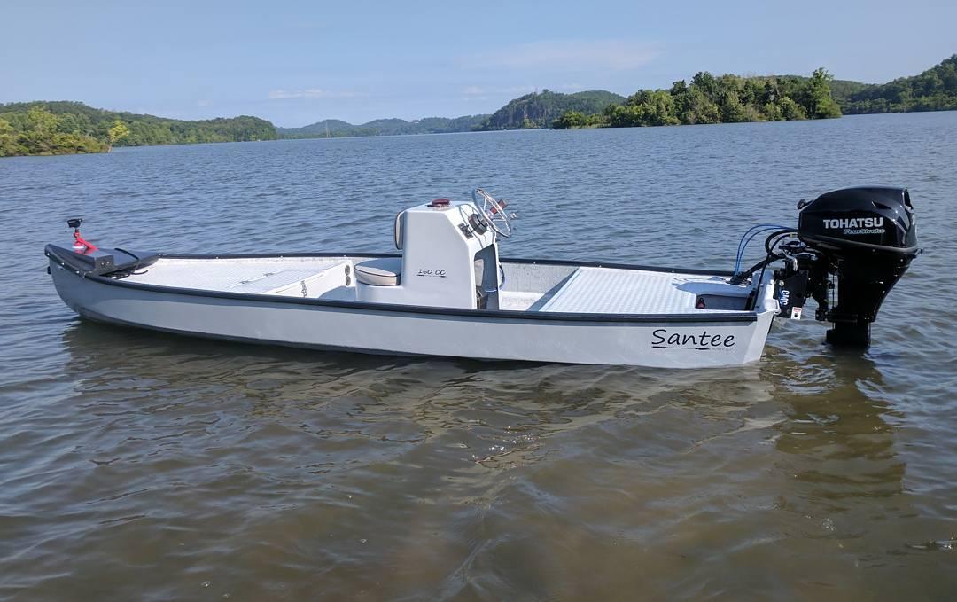 Shallow Water Boats >> Shallow Water Testing Skiff Life Fishing Boating