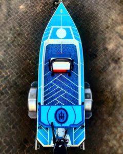 micro skiff