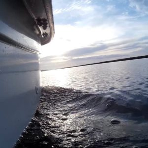 Carolina Skiff – Charleston Intracoastal waterway! It's a great morning to be on the water!  …