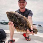 Flounder Fish CATCHING around Docks & Piers Tips