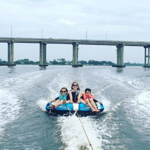 . . The Tubin 3 Stooges!! .  . . .  …