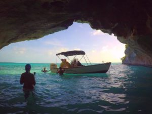 Cave adventures off of  ??          …