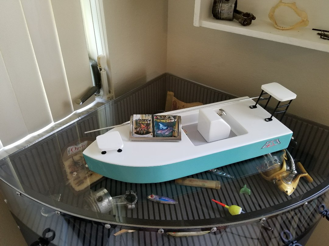 Skiffs Come In All Sizes!