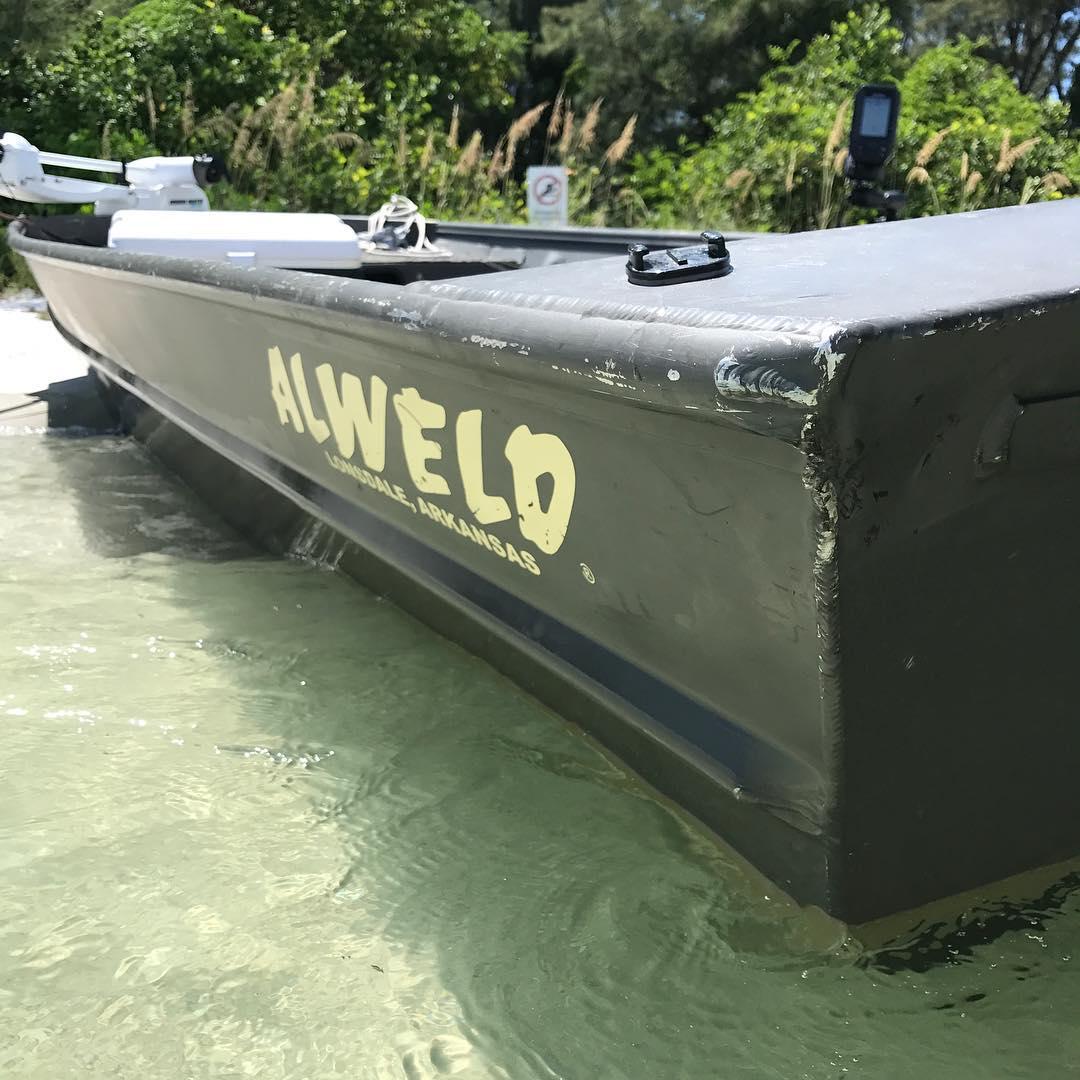 Issa flats boat.  ...