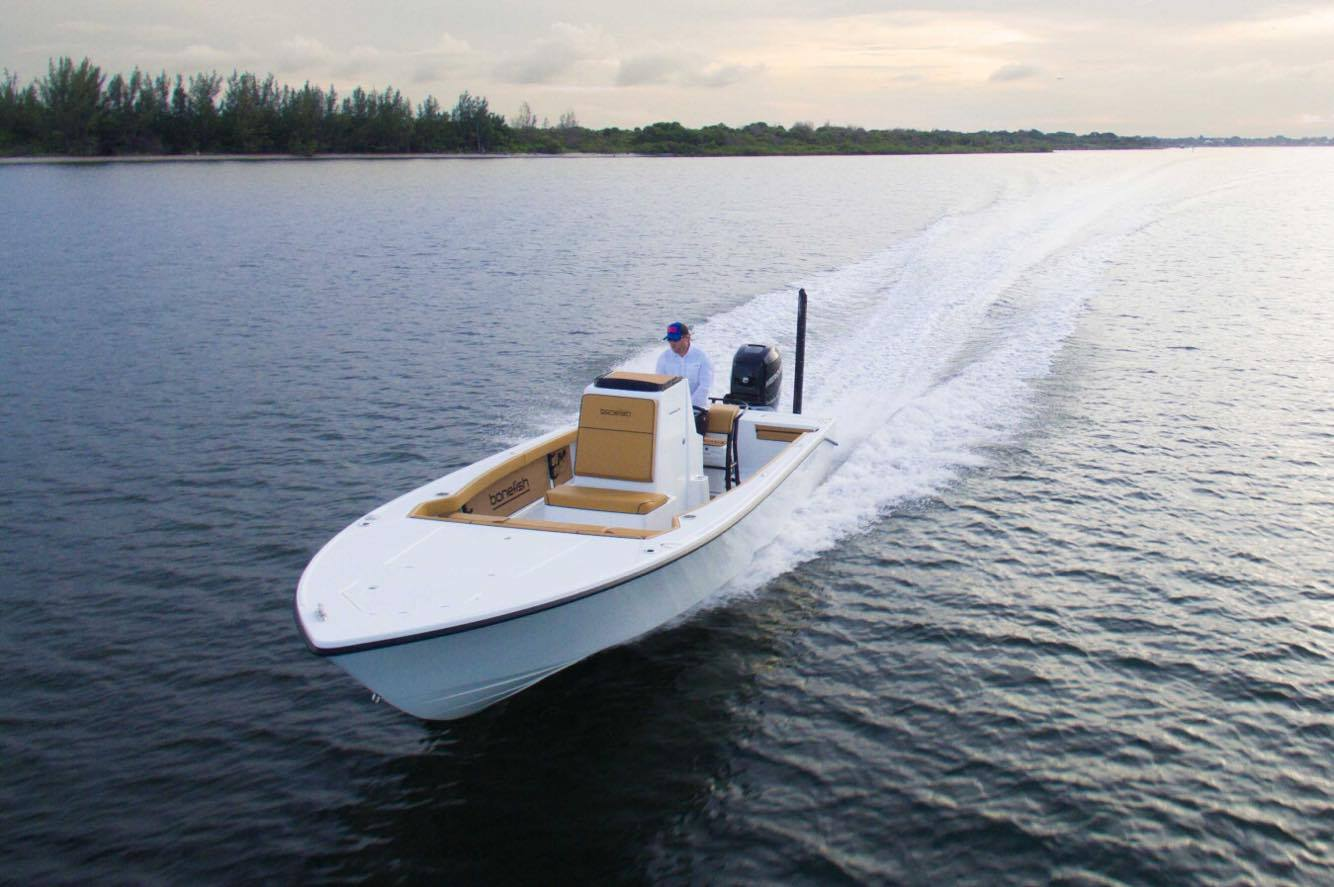 Bonefish's Malvado elevates Bay Boats to a new level.